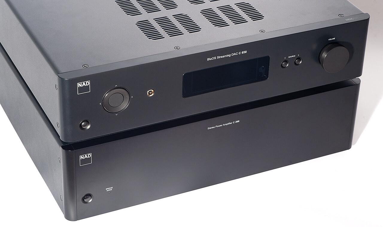 NAD C 658 und NAD C 298: Klangtest & Vergleiche