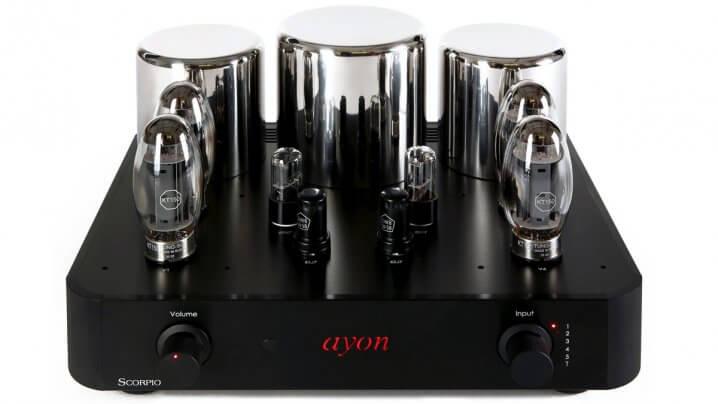 Ayon Audio Scorpio II Röhrenvollverstärker mit Einmessautomatik