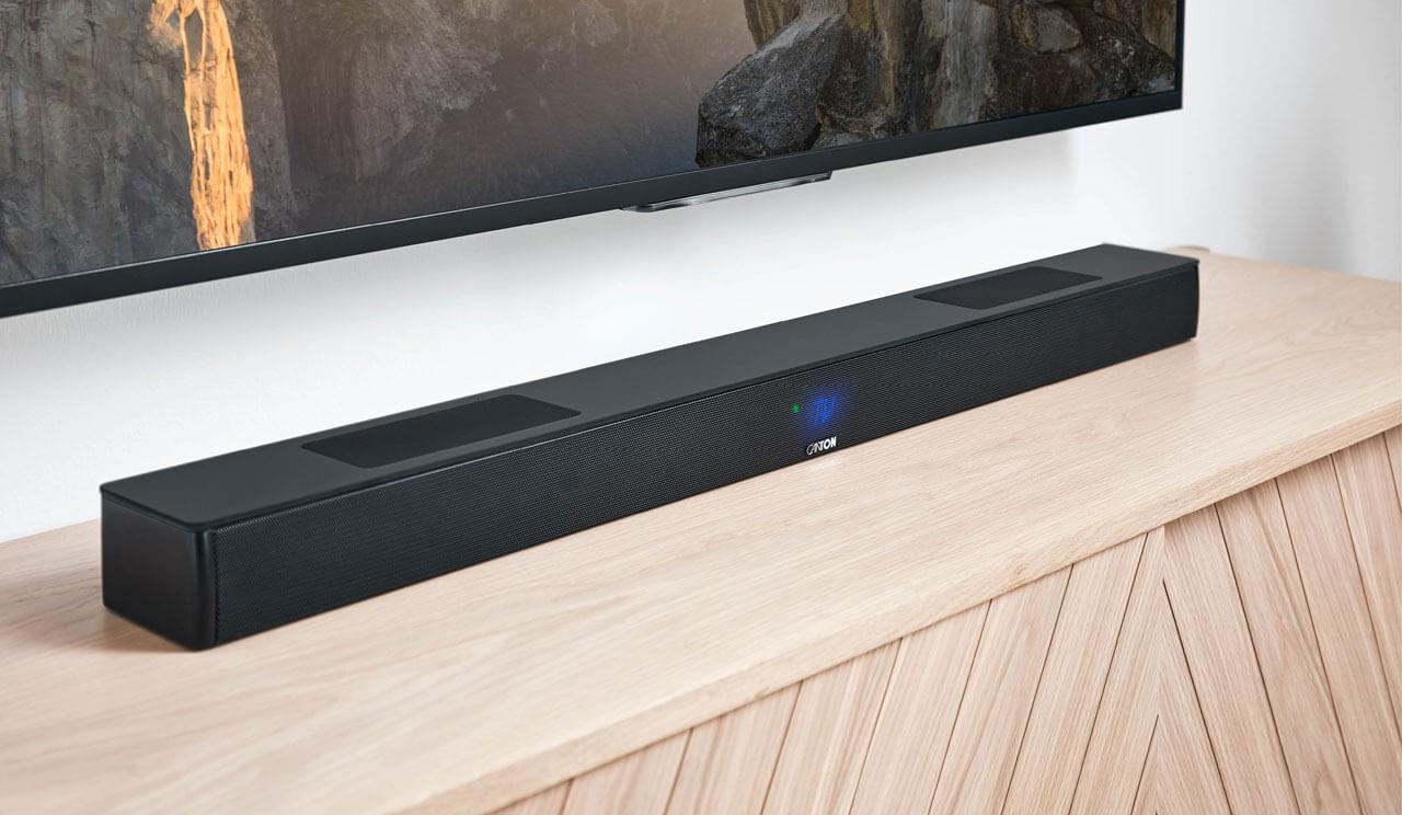 Canton Smart Soundbar 10 in Schwarz