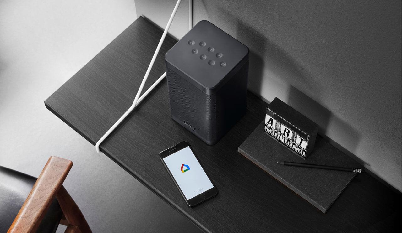 Canton Smart Soundbox 3 von oben