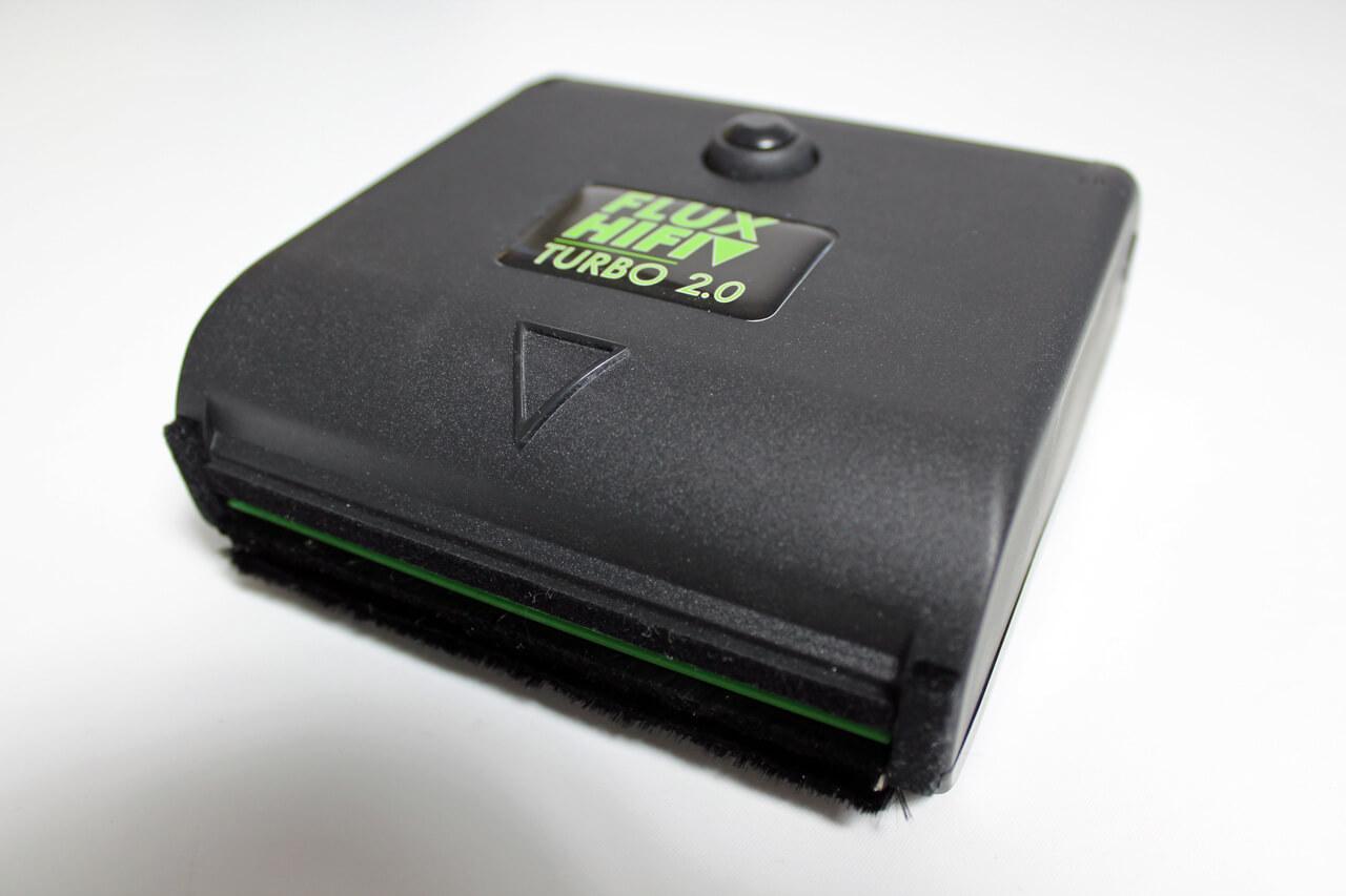 Flux-Hifi Turbo 2.0 von vorne und oben
