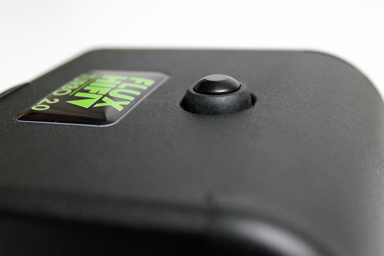 Flux-Hifi Turbo 2.0 - On/Off-Taster