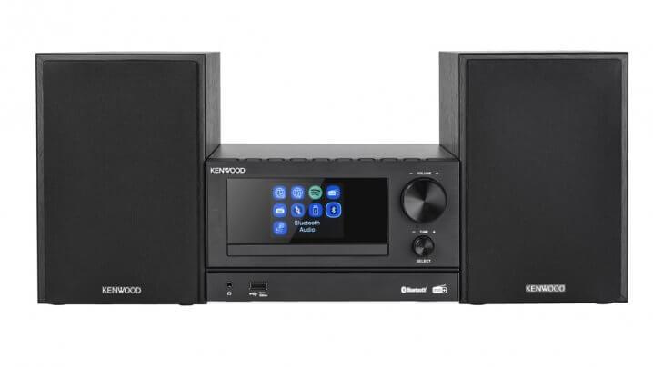 Kenwood M-7000S und M-9000S Smart Hifi Systeme