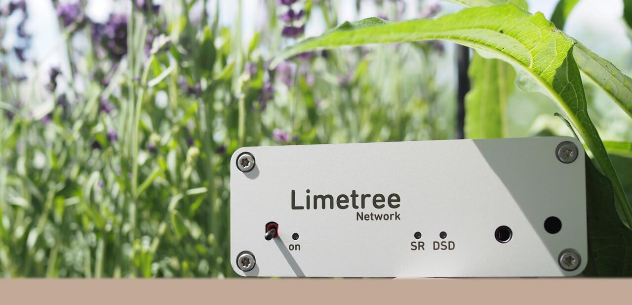 Lindemann Limetree Network II - Frontplatte