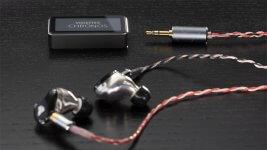 Violectric Chronos DAC mit Kopfhörerverstärker