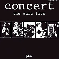 Concert The Cure Live The Cure