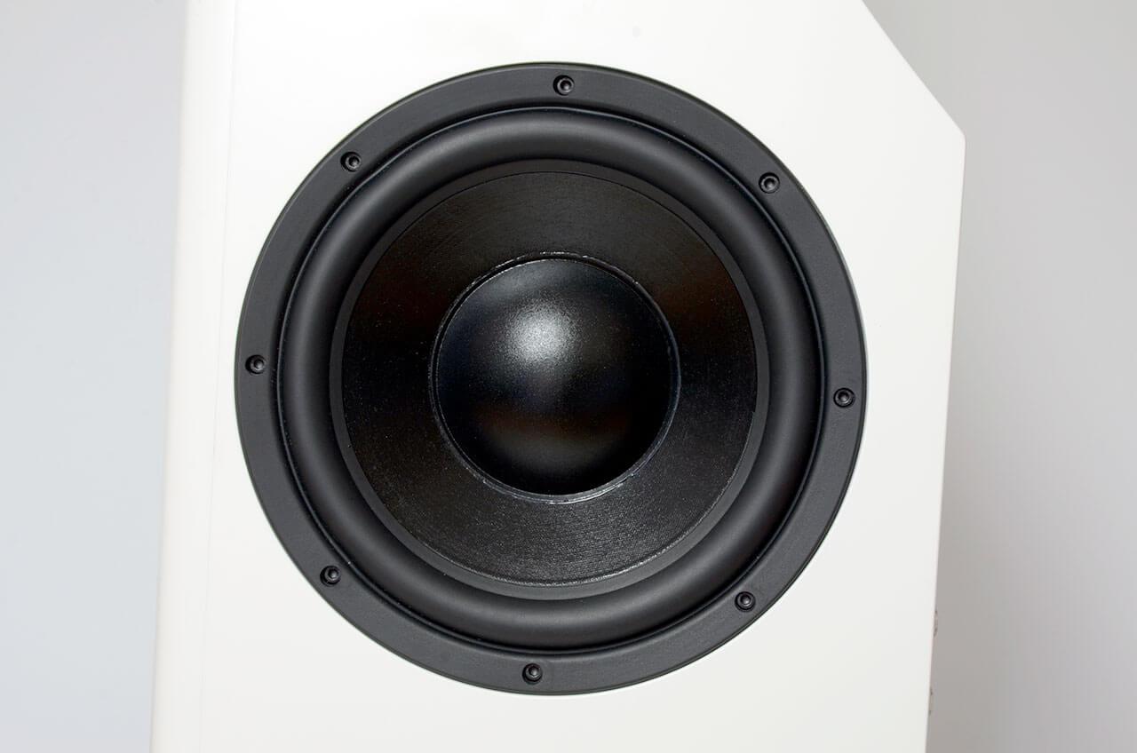 Passivradiator der Bohne Audio BB-10L