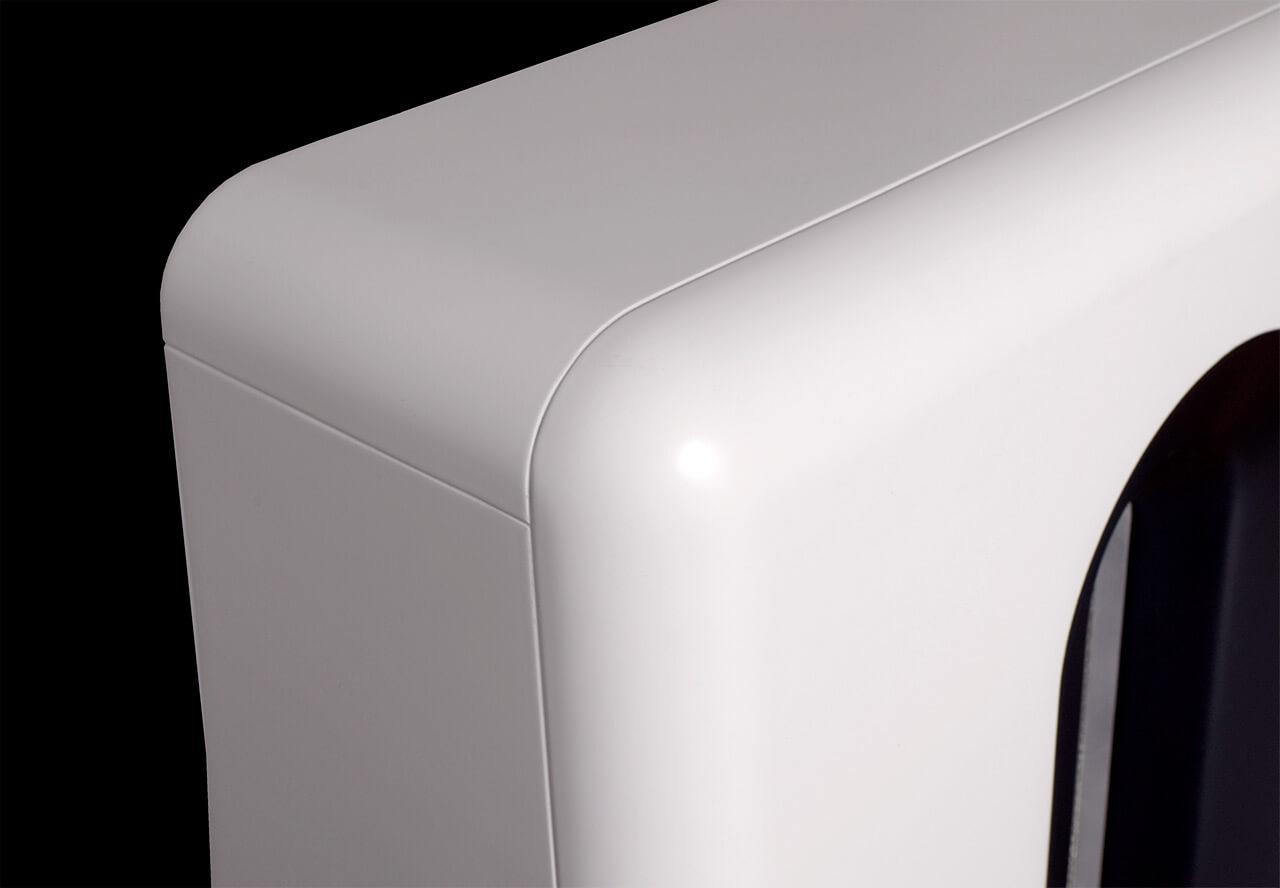Detail Schallwand Bohne BB-10L