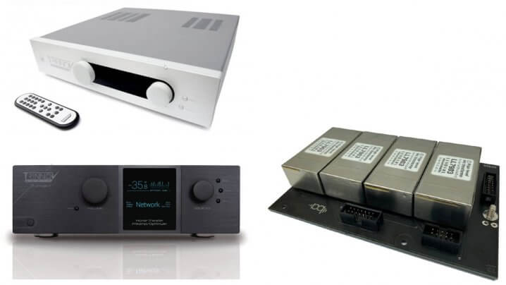 Bohne Audio Ausgangsboard
