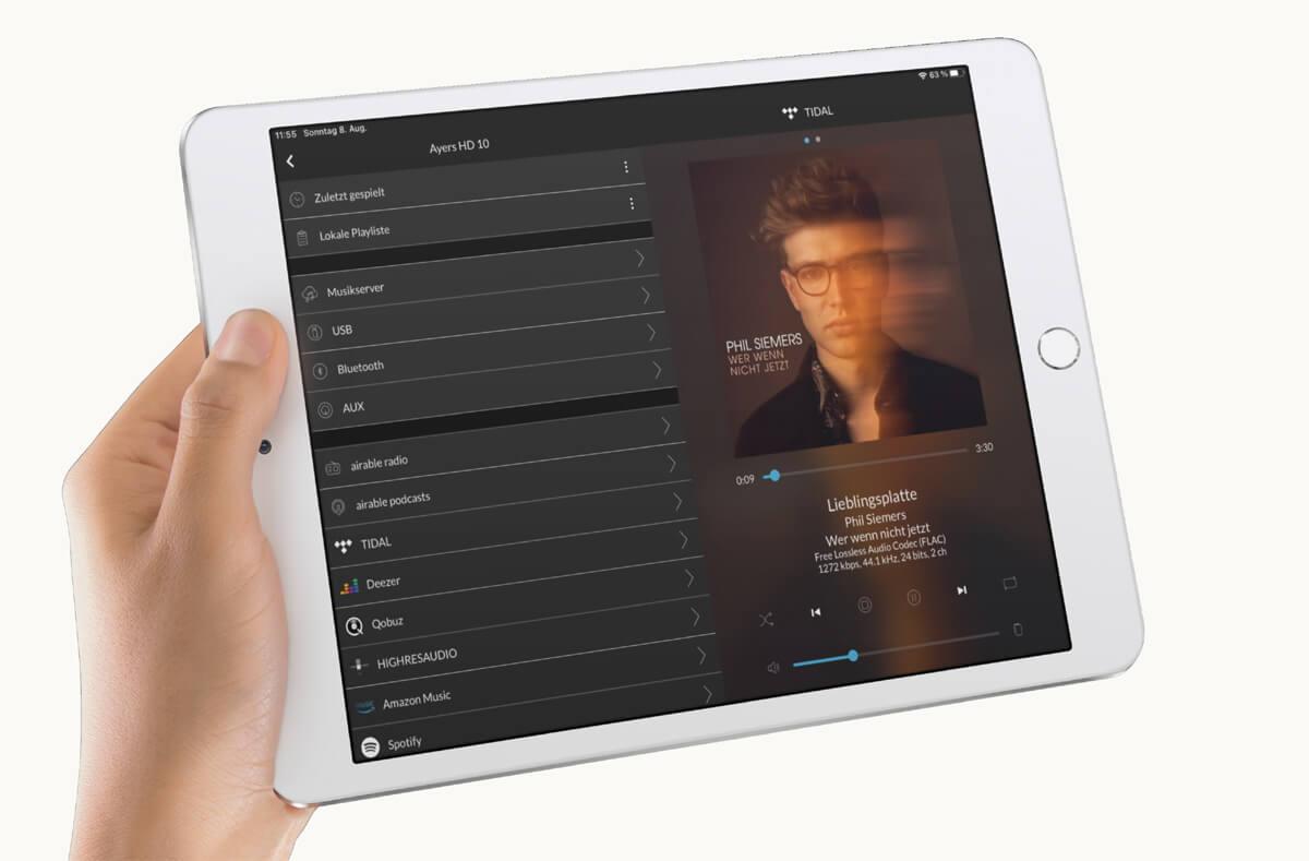 Inklang InX-App: Aufgeräumte Optik, große Funktionsvielfalt