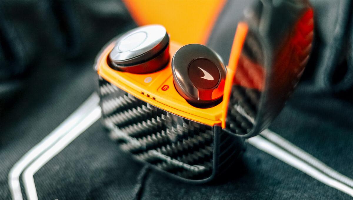 Klipsch T5 II True Wireless ANC - McLaren-Edition
