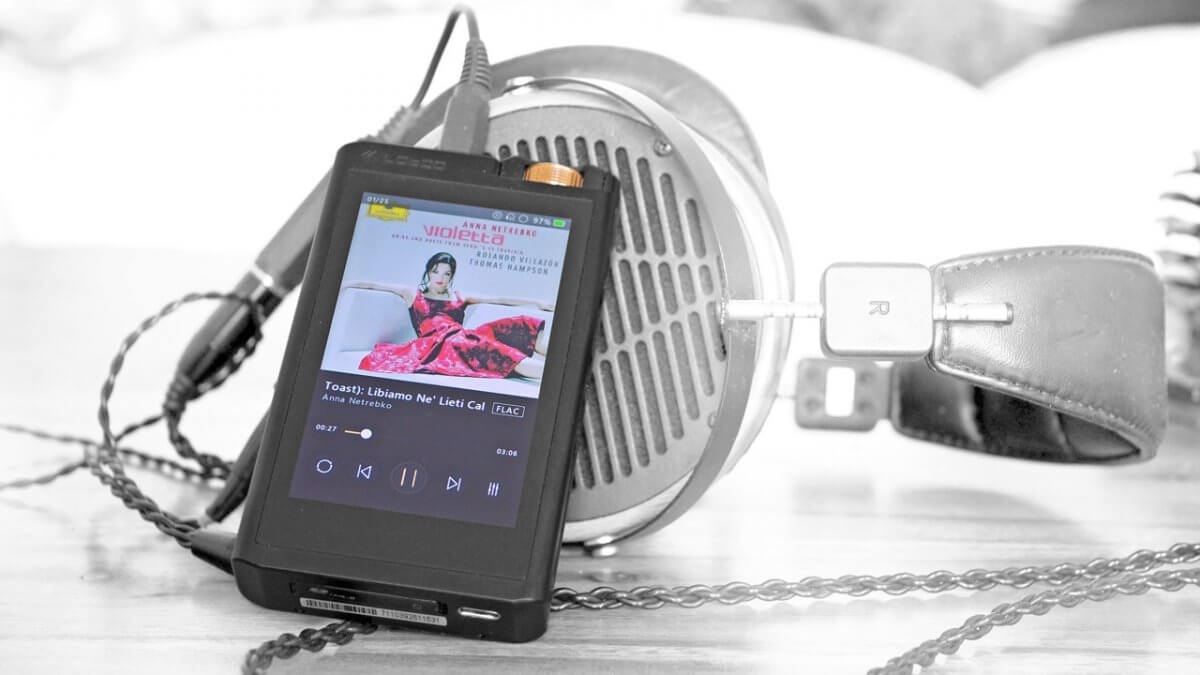 Lotoo PAW Gold Touch - DAP (Digital Audio Player) | TEST