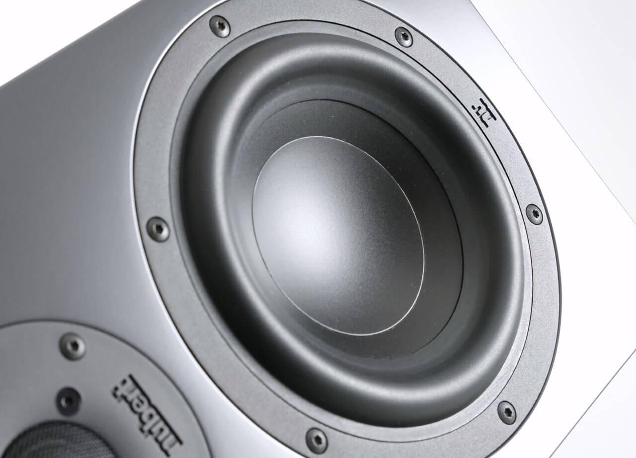 Nubert nuBoxx B-40: Bass-Mittel-Töner