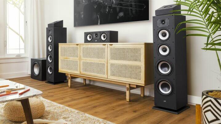 Polk Audio Monitor XT Lautsprecherserie