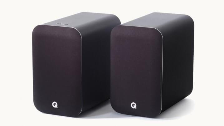 Q Acoustics M20 Audiosystem: Kabellose Lösung für Musik, Filme und Spiele