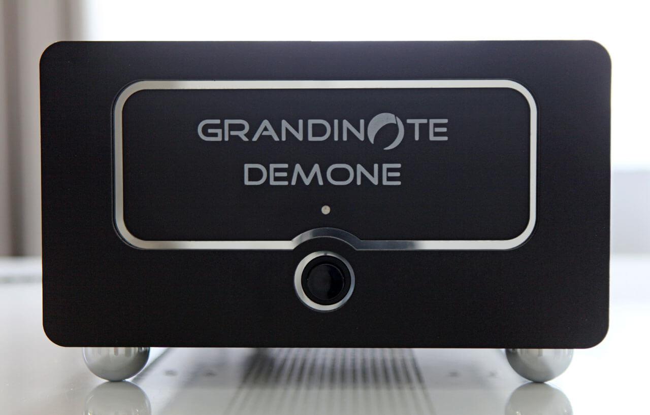 Grandinote Demone Vorderseite