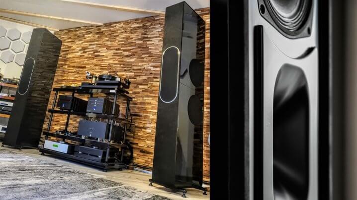 8MM audiolab Linga Lautsprecher