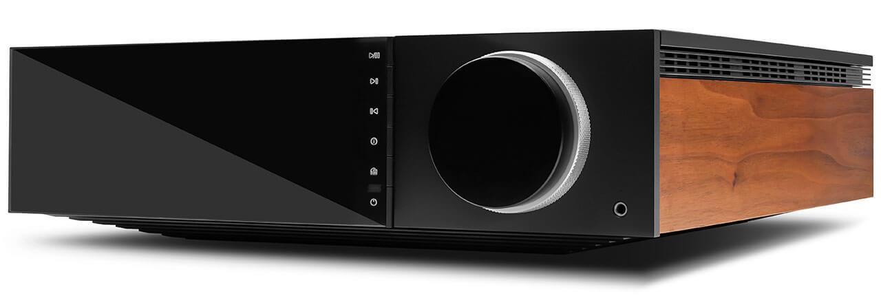 Der Cambridge Audio EVO 150 ist hübsch designt - und knapp 32 cm breit