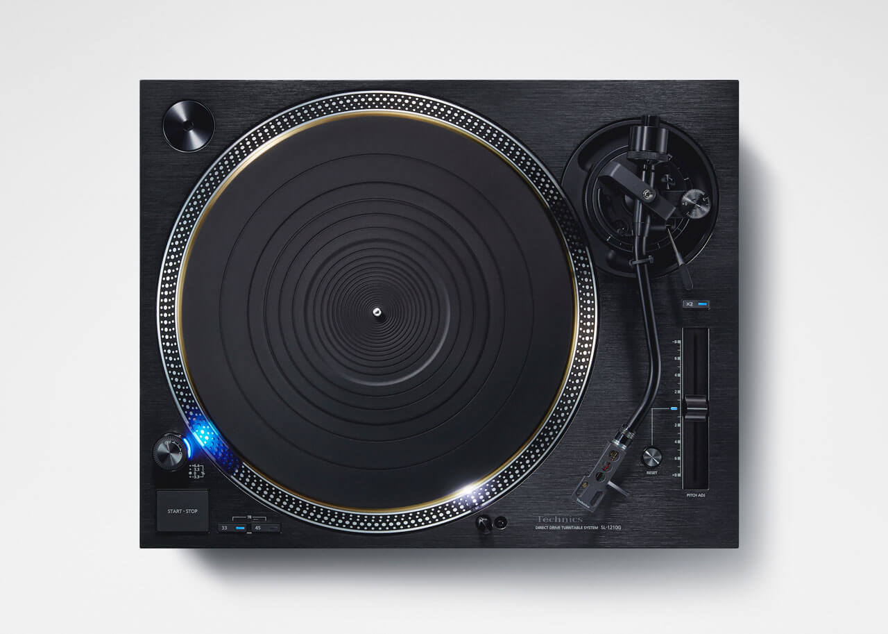 Plattenspieler Technics SL-1210G