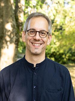 Dr. Tobias Pfleger (Fotografin: Mareike Drozella)