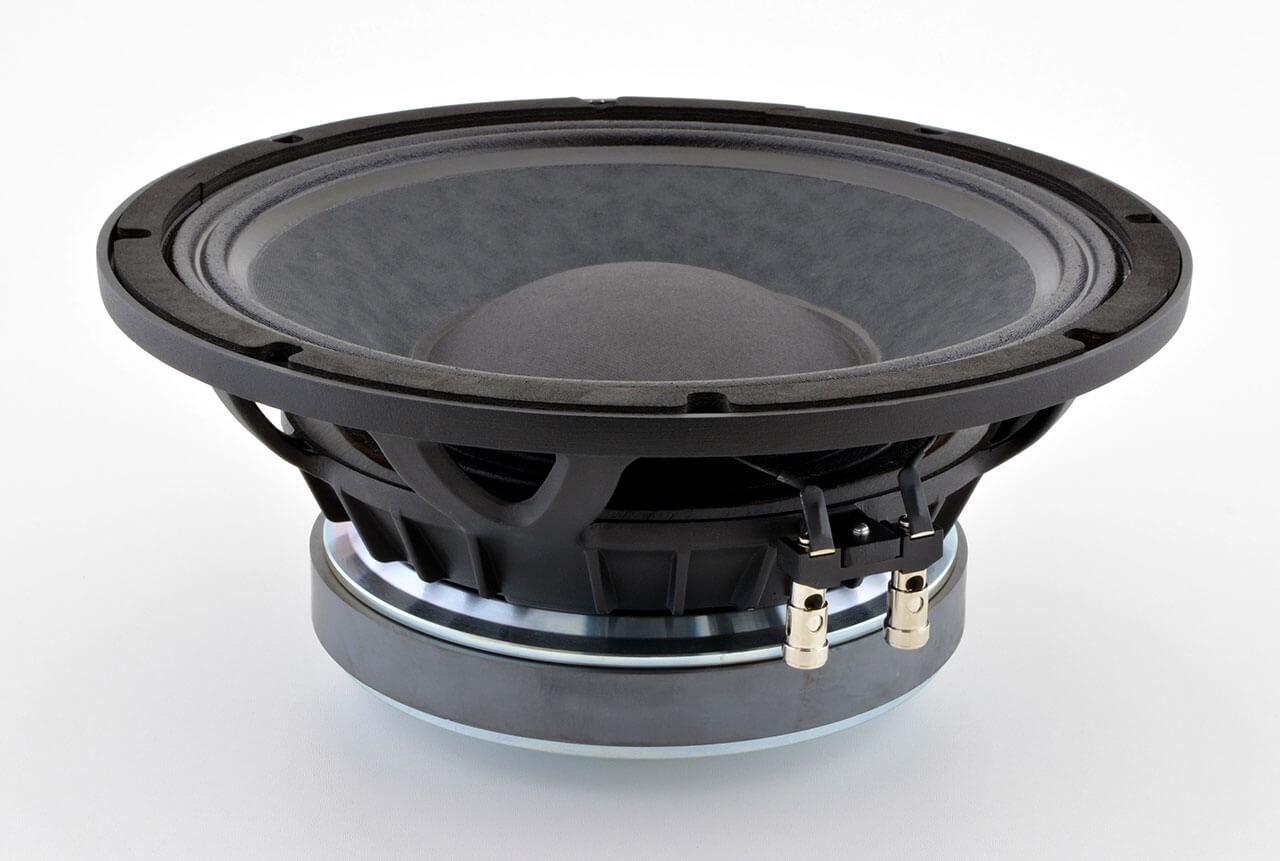 Ein 12-Zoll-Konus vom Hersteller Faital Pro besorgt bei der Abacus Oscara 212 den Frequenzbereich von 50 bis 1000 Hertz