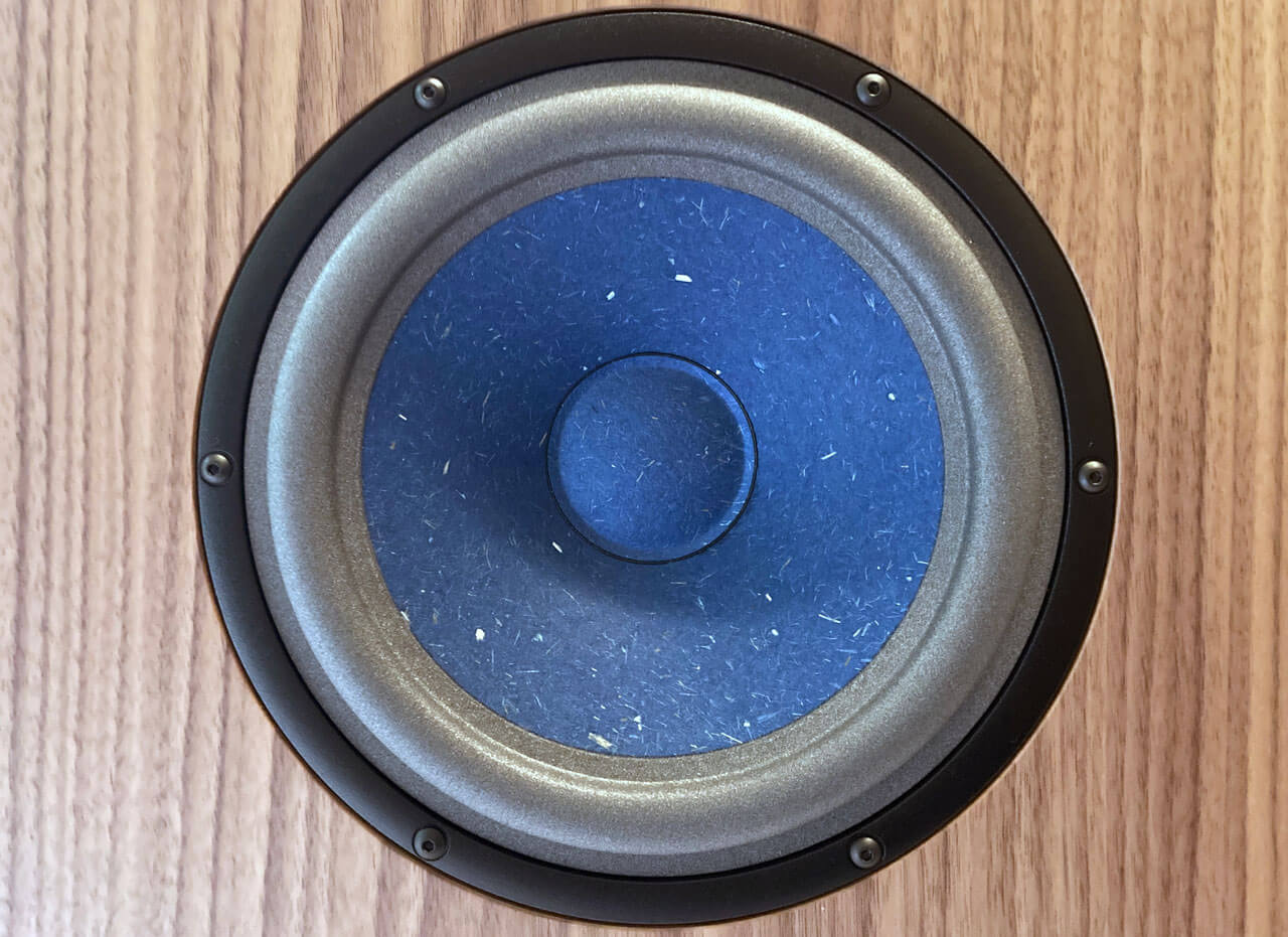 Audio Note AN-J/LX HEMP: Hanf-Konuslautsprecher