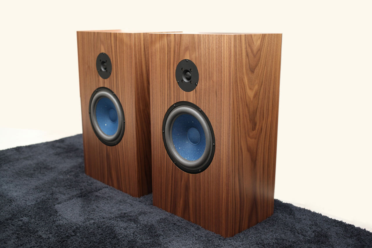 Audio Note AN-J/LX HEMP auf dem Boden
