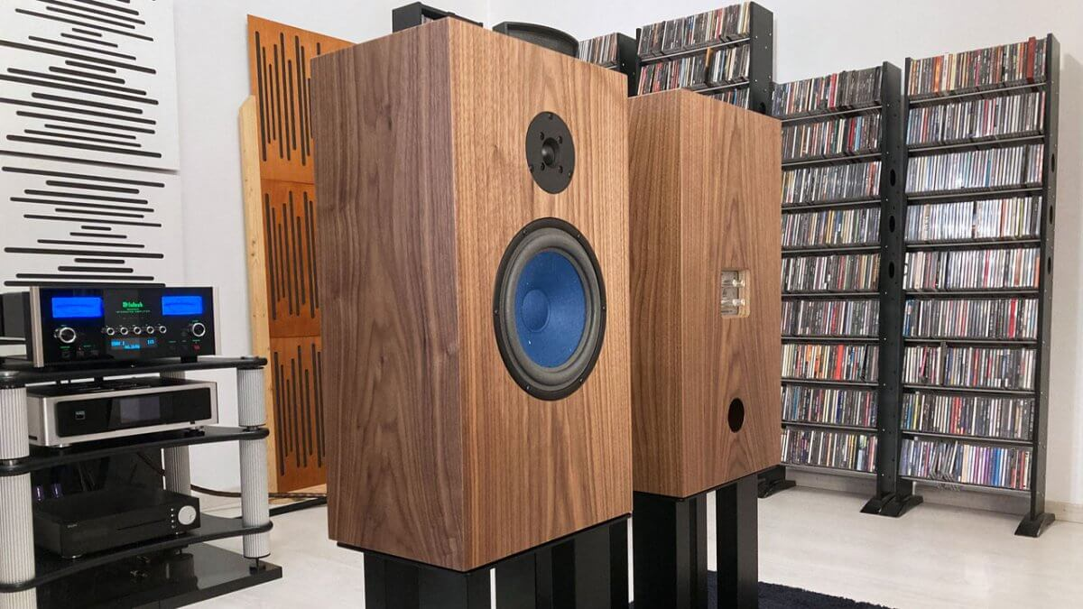 Audio Note AN-J/LX HEMP Lautsprecher im Test