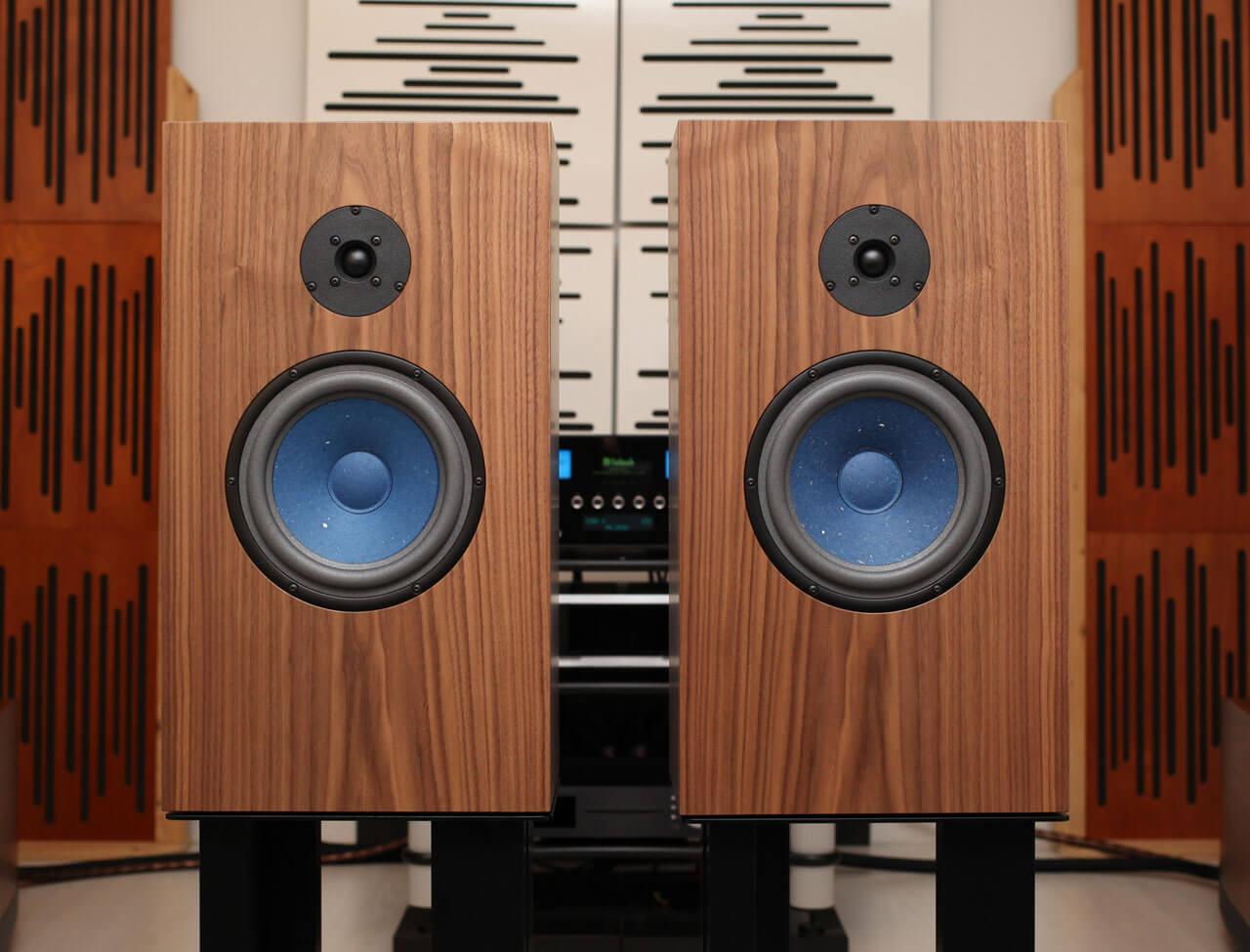 Lautsprecherpaar Audio Note AN-J/LX HEMP
