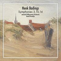 Henk Badings, Janáček Orchestra, Ostrava unter David Porcelijn (auf: cpo, 2008)