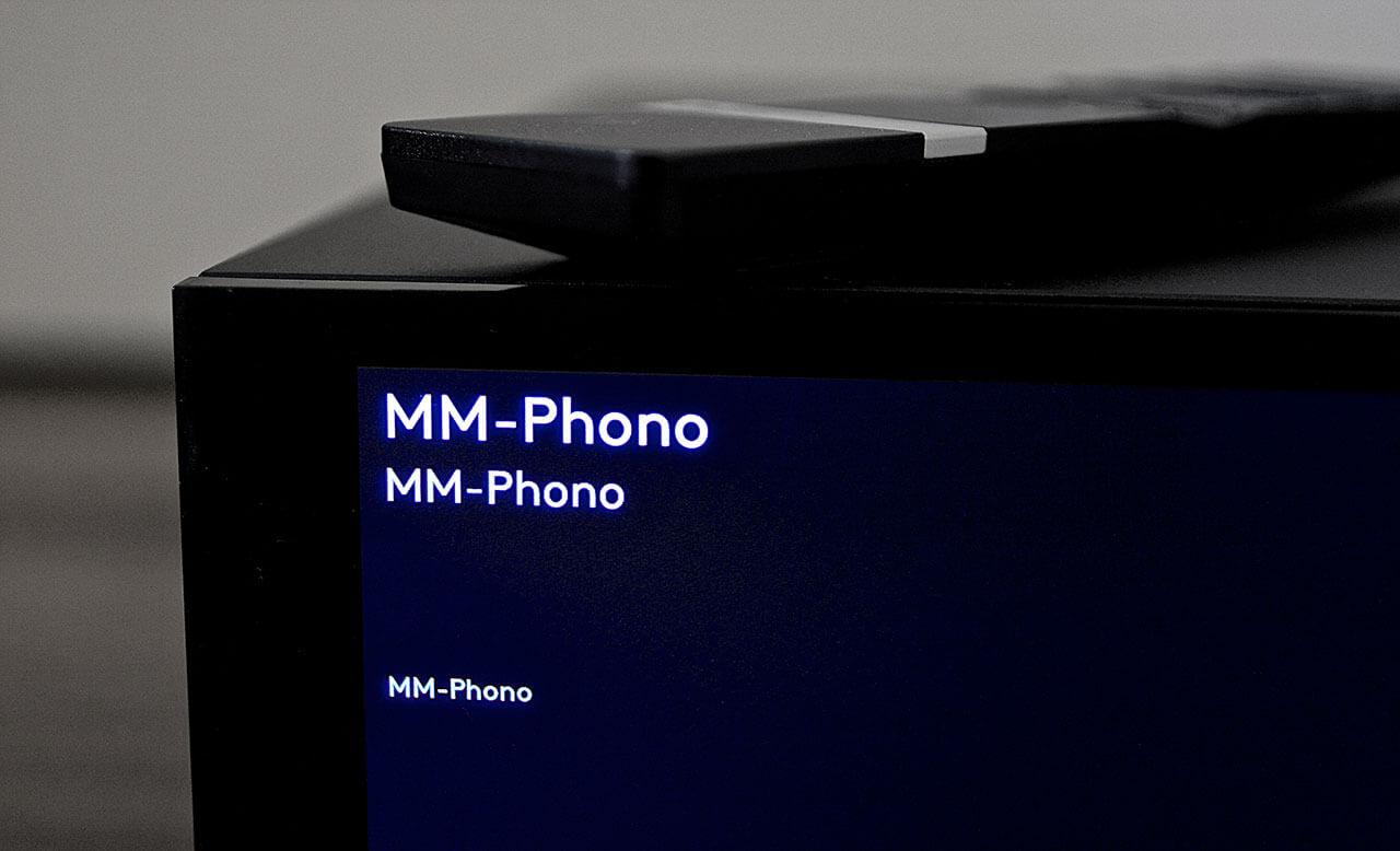 MM-Tonabnehmer finden Anschluss am Cambridge EVO 150