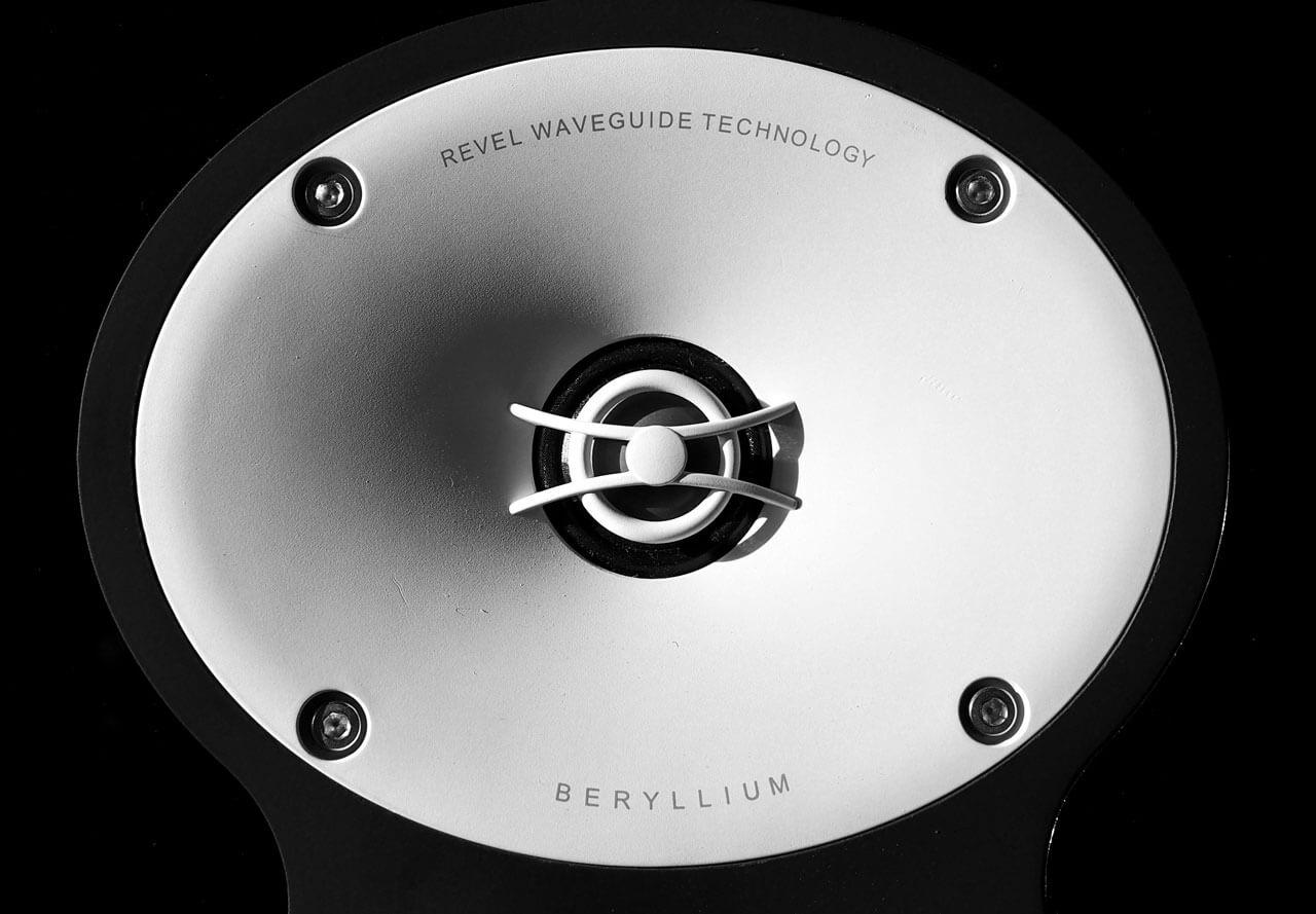Revel Performa F328Be mit Beryllium-Hochtöner
