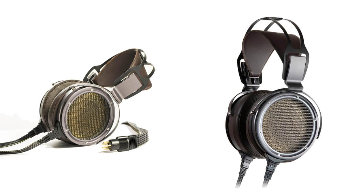 Stax SR-X9000 Kopfhörer - Seitenansicht