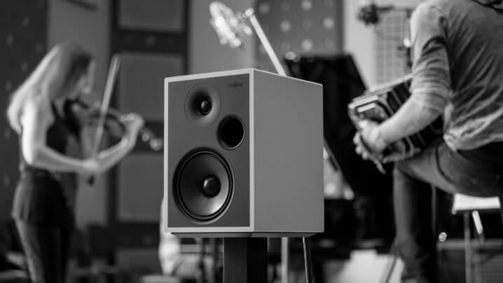Stenheim Alumine Two Lautsprecher bei ATR - Audio