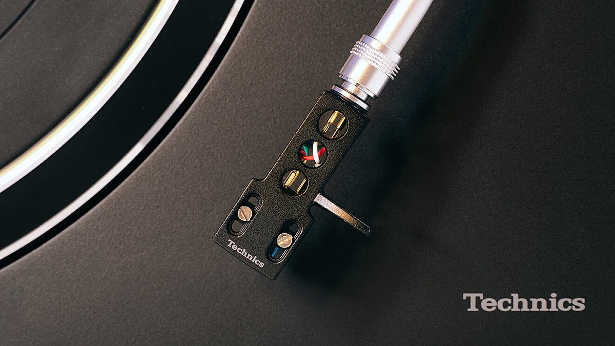 Technics SL-100C - Plattenspieler mit Direktantrieb - fairaudio