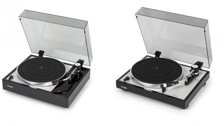 Thorens TD 403 DD und TD 1500 Schallplattenspieler