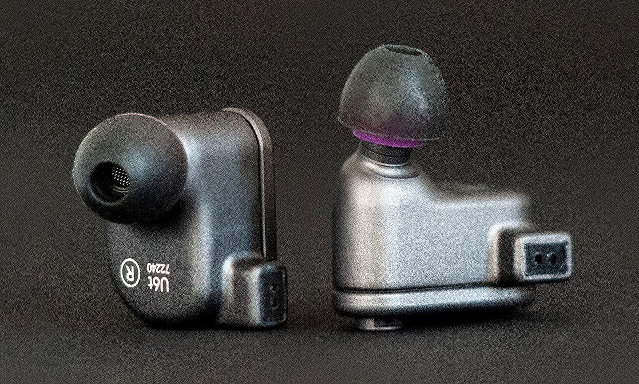 64 Audio U6t In-Ear-Monitor/Kopfhörer mit Earbuds