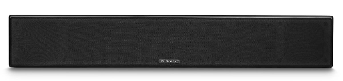 M&K Sound M90 mit Lautsprecher-Abdeckung