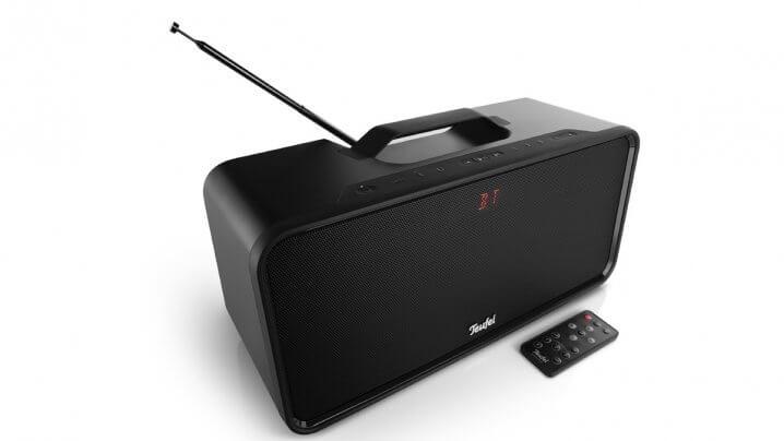 Teufel Boomster 2021 Bluetooth-Lautsprecher