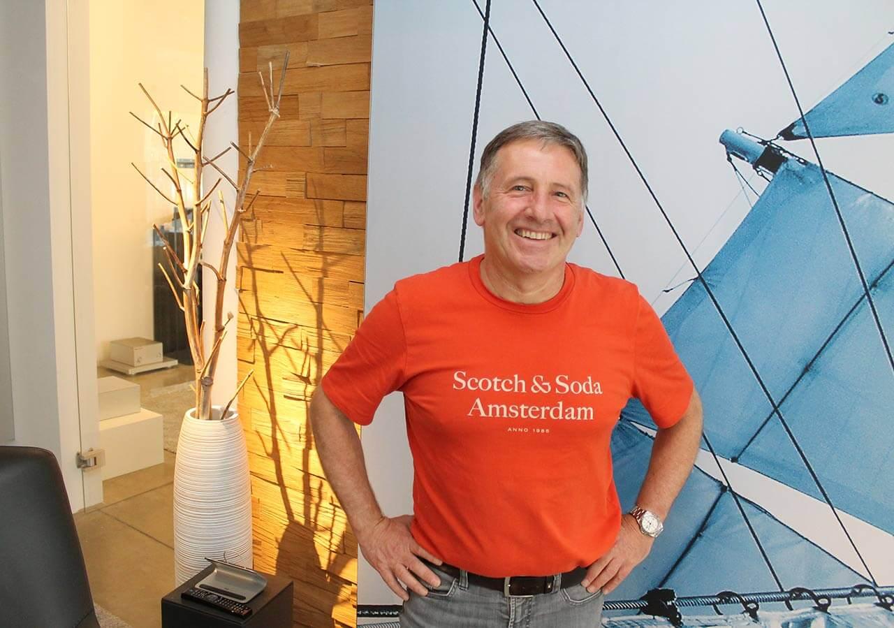 Wolfgang Linhard, Geschäftsführer und Inhaber von My Sound