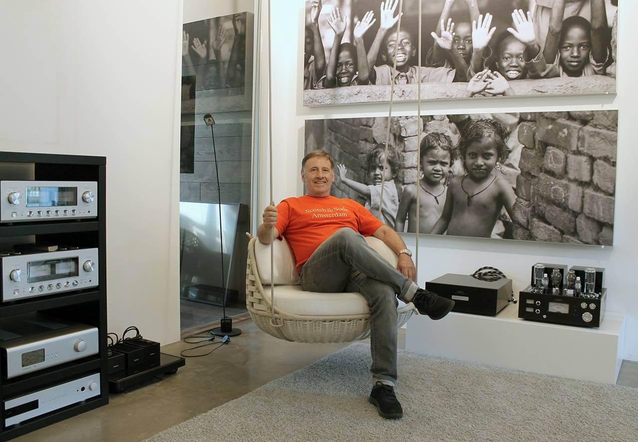 My-Sound-Inhaber Wolfgang Linhard