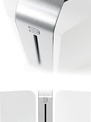Bluesound Vault Streamingsystem mit Festplatte und Rip-Funktion