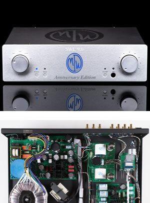 ModWright SWL 9.0 Anniversary Röhren-Vorverstärker