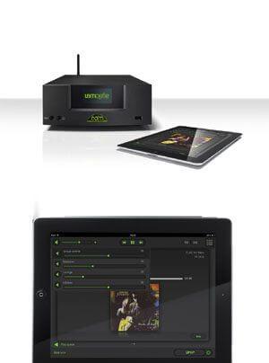 Naim UnitiQute überarbeitet und neue Firmware für Streamer und Musikserver