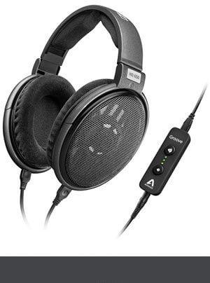 Sennheiser Kopfhörer HD 650 Apogee Groove DAC Verstärker im Bundle