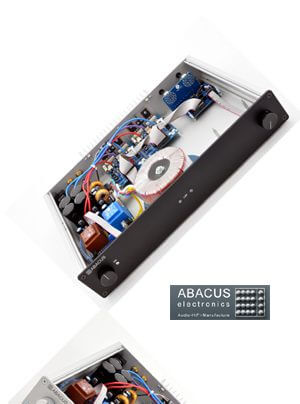 Abacus Electronics 60-120D Dolifet Vollverstärker