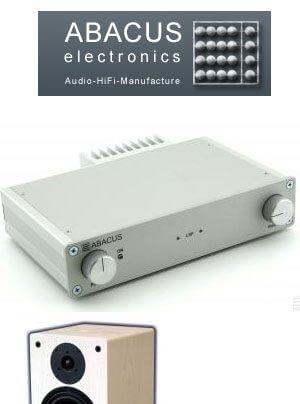 Abacus Electronics 30 Jahre Geburtstagsfeier