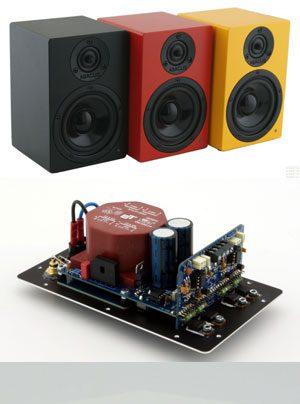 Abacus Electronics C-Box 2 Zweiwege-Aktivlautsprecher