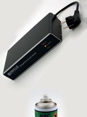 Abacus: Netzgeführter Akustik-Infeeder