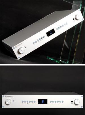 Abacus Electronics Vorverstärker serienmäßig mit Phonovorstufe